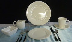 Triple T Party Rentals Ltd., Nanaimo - Dinnerware - Royal Mount