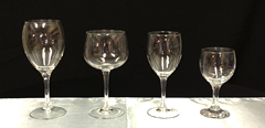 Triple T Party Rentals Ltd., Nanaimo - Wine Glasses