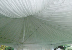 Triple T Party Rentals Ltd., Nanaimo - Tent Liner